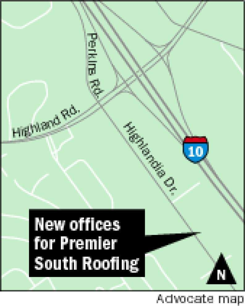 Premier South Roofing buys land for offices _lowres