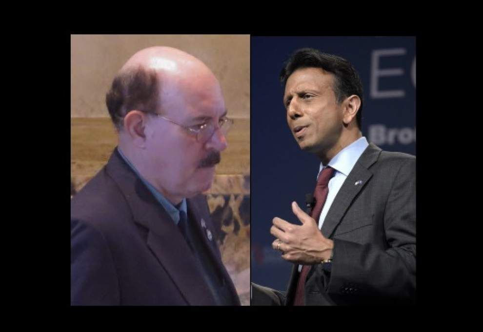 Gov. Bobby Jindal challenged on retiree cost-of-living increase _lowres