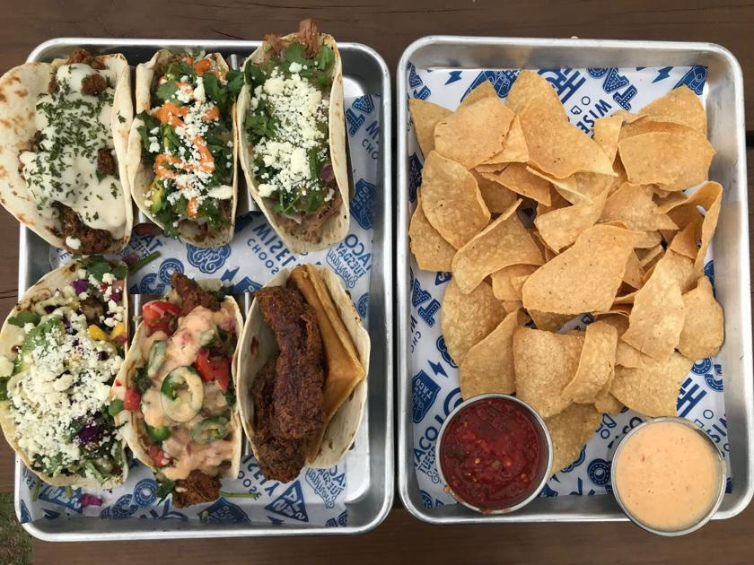 Baton Rouges Food Truck Scene Gets A Boost From Rock Paper Taco