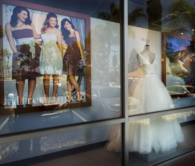 Alfred Angelo Bridal Closing