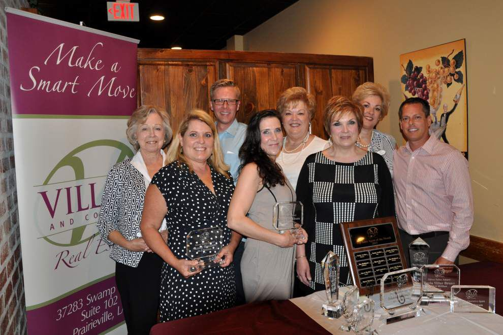 Villar & Co. Real Estate lauds staff at luncheon _lowres