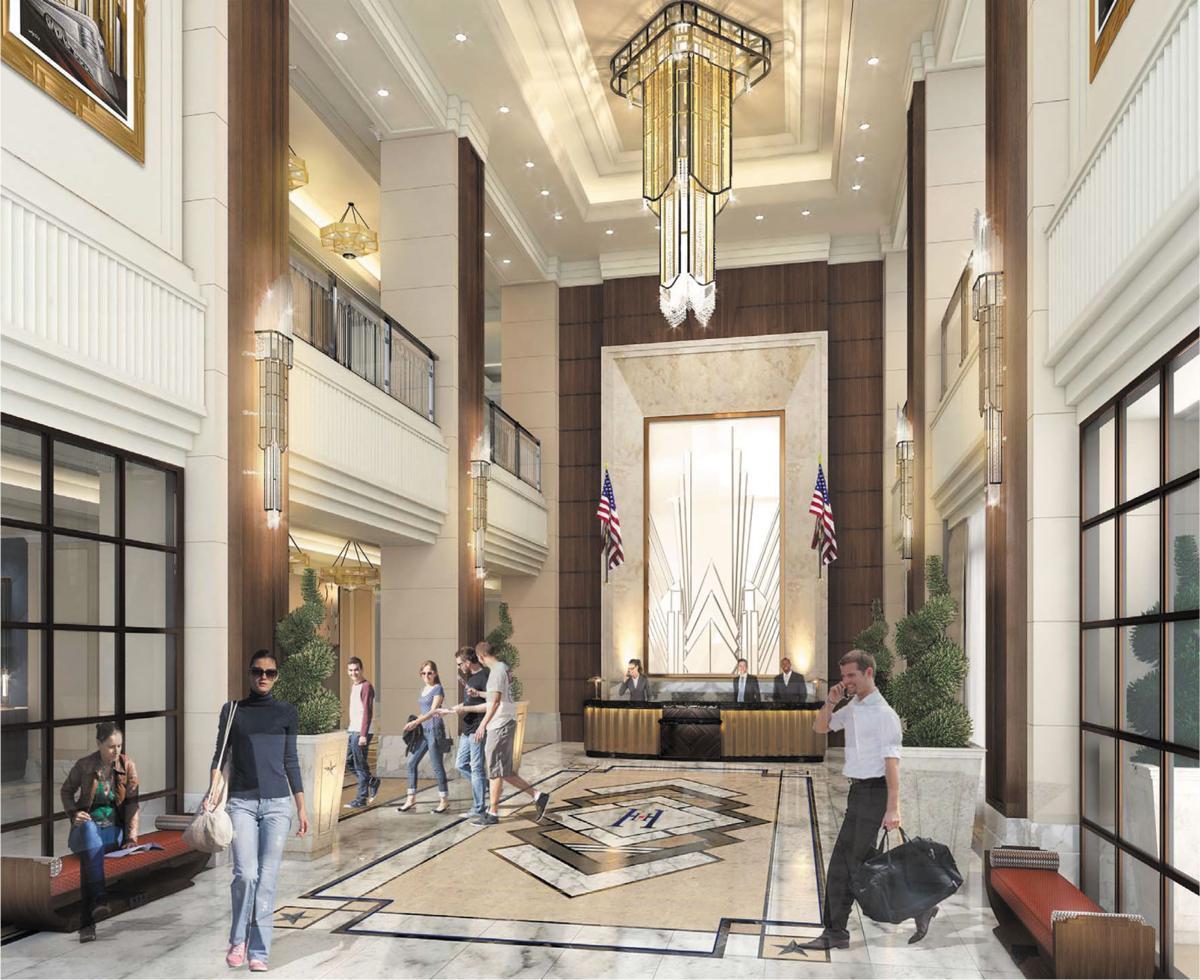 4 Higgins Hotel & Conference Center