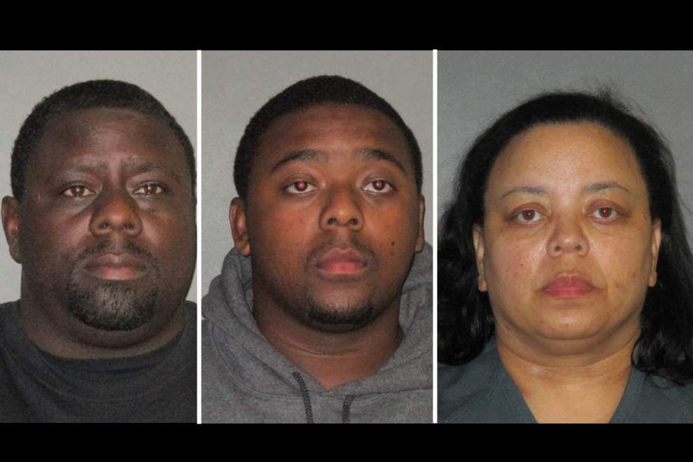 Police: Mother, father, brother pull guns, shoot at woman, boyfriend at Highland Road park _lowres