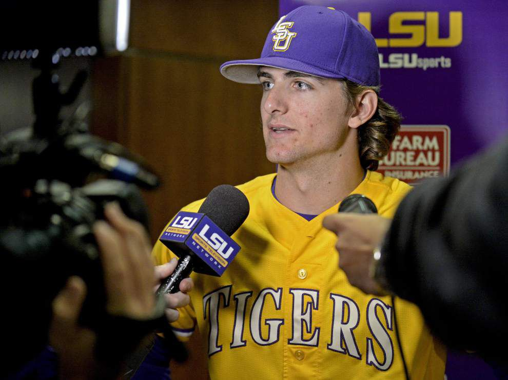 LSU baseball most important players No. 10: Mark Laird _lowres