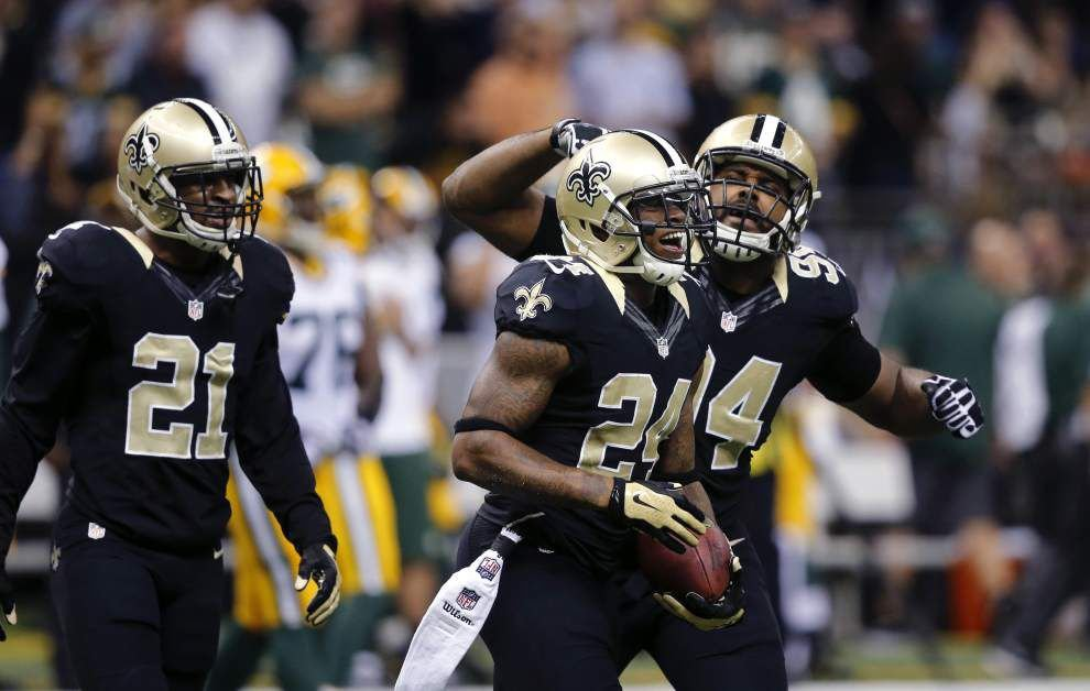 Video: The Saints maligned players have big nights in the team's 44-23 victory against Green Bay _lowres