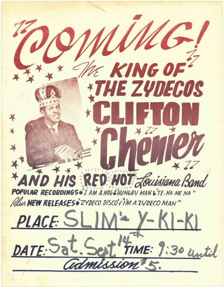 New biography paints unique picture of Clifton Chenier _lowres