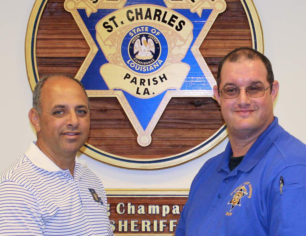 St. Charles corporal who was ambushed gets support from fellow lawmen _lowres