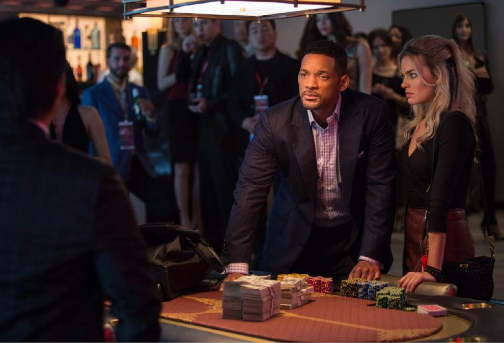 Will Smith's 'Focus' tops box office with $19.1 million _lowres