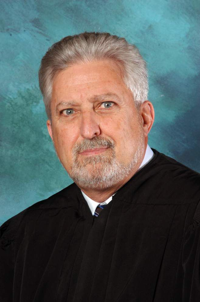 Judge Dupont retires from 18th Judicial District seat; nephew running in special election set for March 5 _lowres