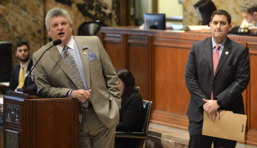 Live updates at 1 p.m.: Legislative logjam freed; House to start moving tax increases _lowres