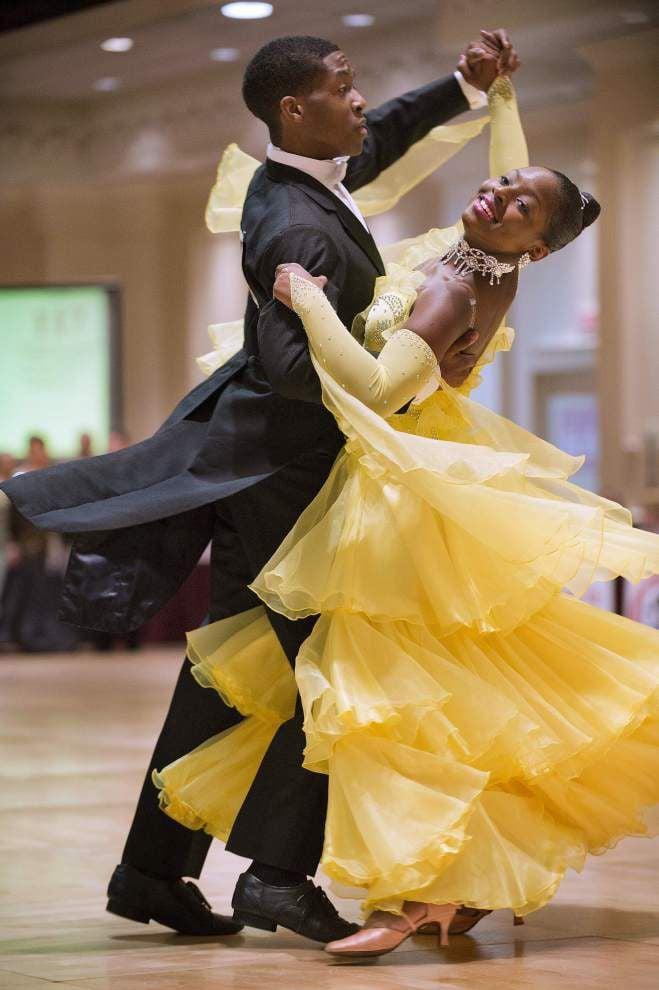 Photos: Ballroom dancers compete at 2015 Gumbo DanceSport Championships _lowres