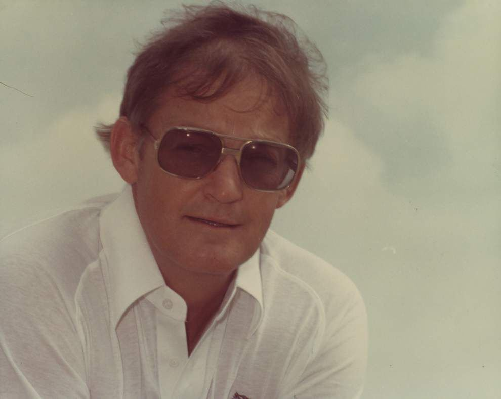 Former LSU track and field, Baton Rouge-area high school coach 'Boots' Garland dies _lowres