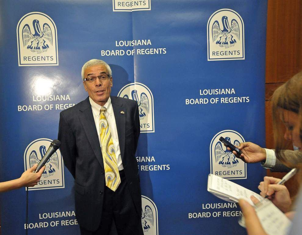 State Board of Regents: Joseph Rallo selected new higher ed commissioner _lowres