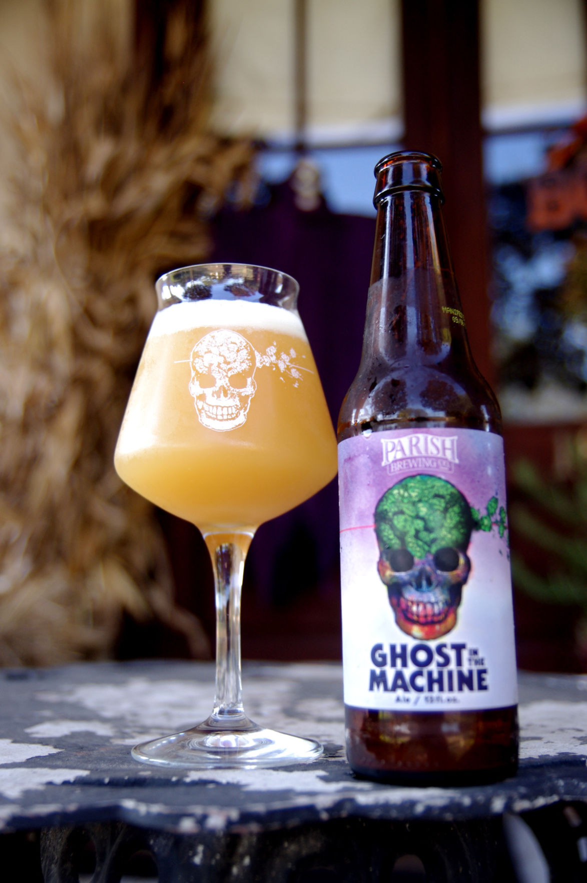 On Tap Ghost in the Machine 102017 still 2