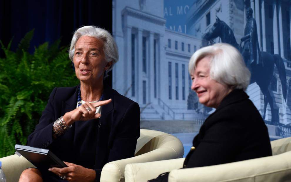 Yellen sees little threat to financial stability _lowres