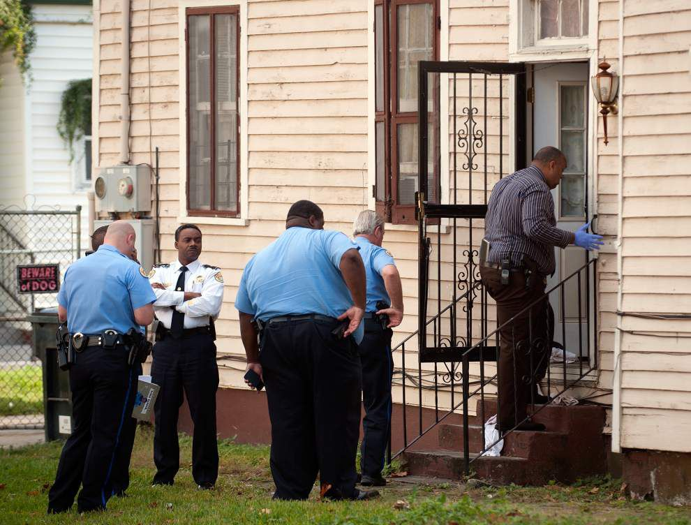 Man found stabbed to death in Treme home Friday morning; police questioning wife _lowres
