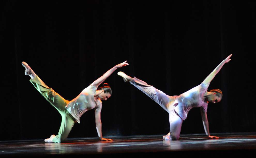 Beyond Ballet: Baton Rouge native Helen Daigle returns as guest artist at BRBT spring concert _lowres