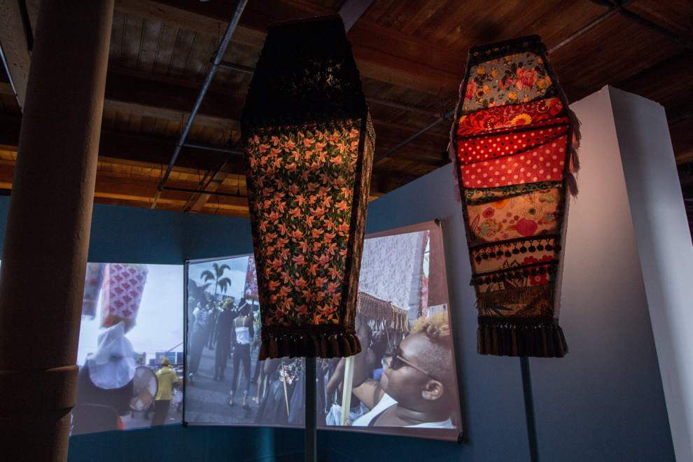Common roots traced in Carnival exhibit at CAC _lowres