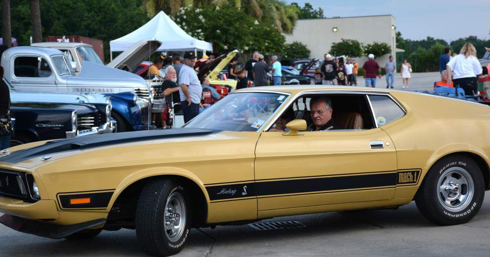 Parish Lines: Classic-car events are held monthly in both Arabi and Chalmette _lowres