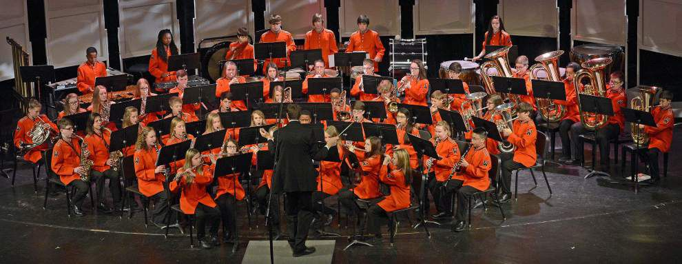 Three Livingston bands prepare for state festival _lowres