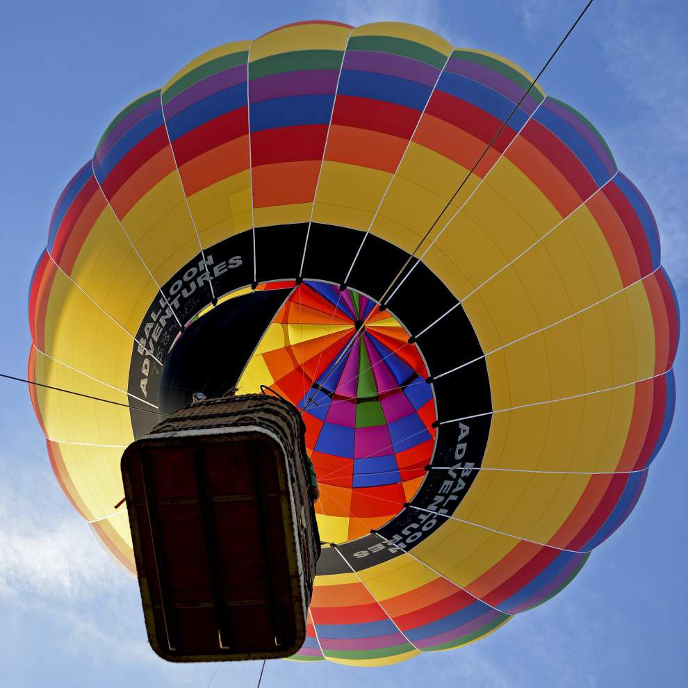 Up Up and Away this weekend for the Ascension Hot Air Balloon Festival _lowres