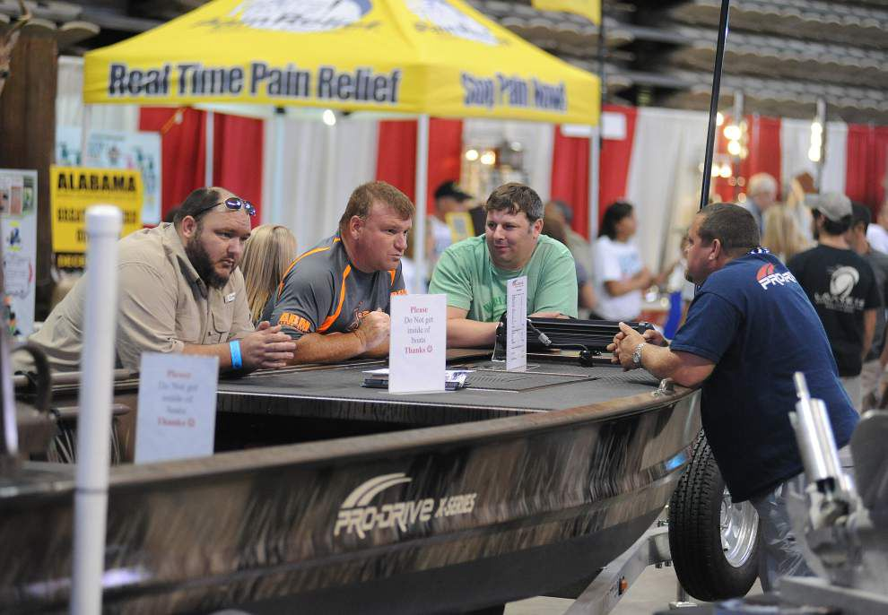 Photos: Outdoor Expo taking place through Sunday at Cajundome _lowres