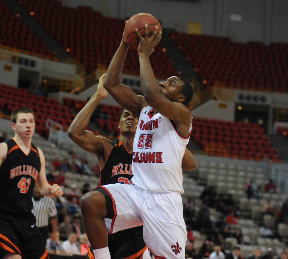 Cajuns' Johnathan Stove cooking in chance to start _lowres