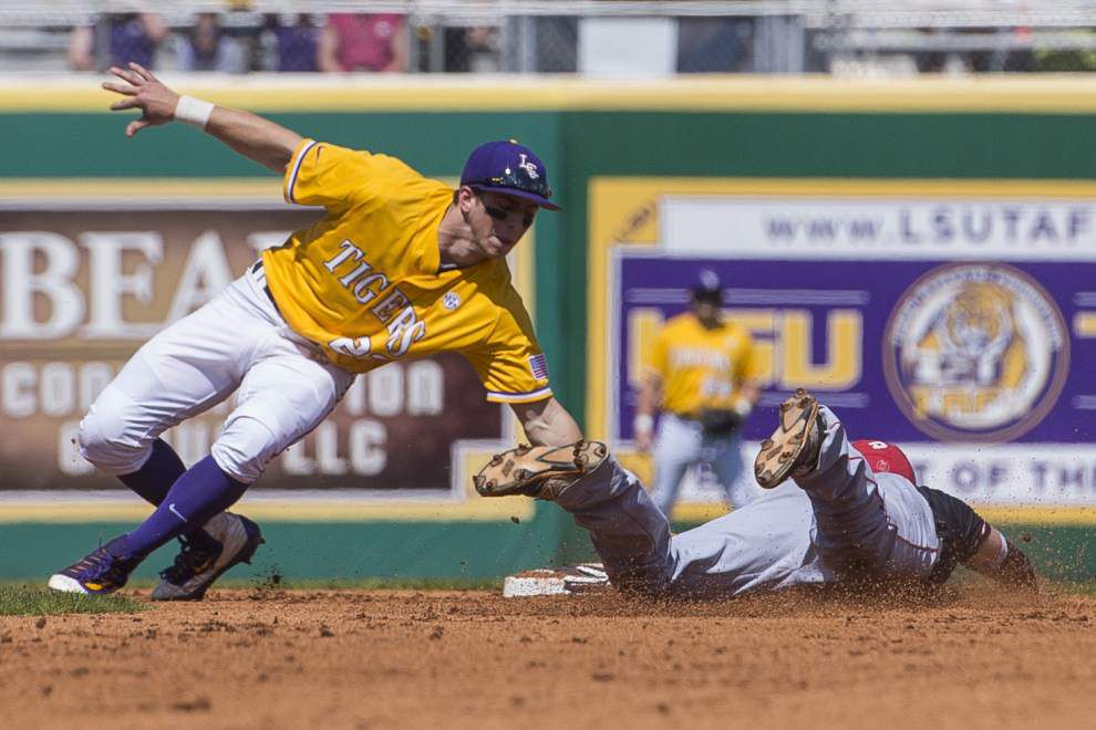 Top baseball polls keep LSU's Top 10 ranking unchanged after 3-1 week _lowres