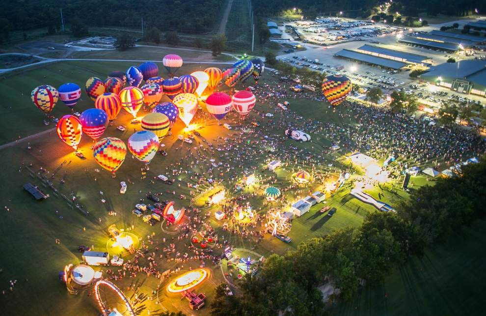 Up, up and away: The 2015 Ascension Hot Air Balloon Festival _lowres