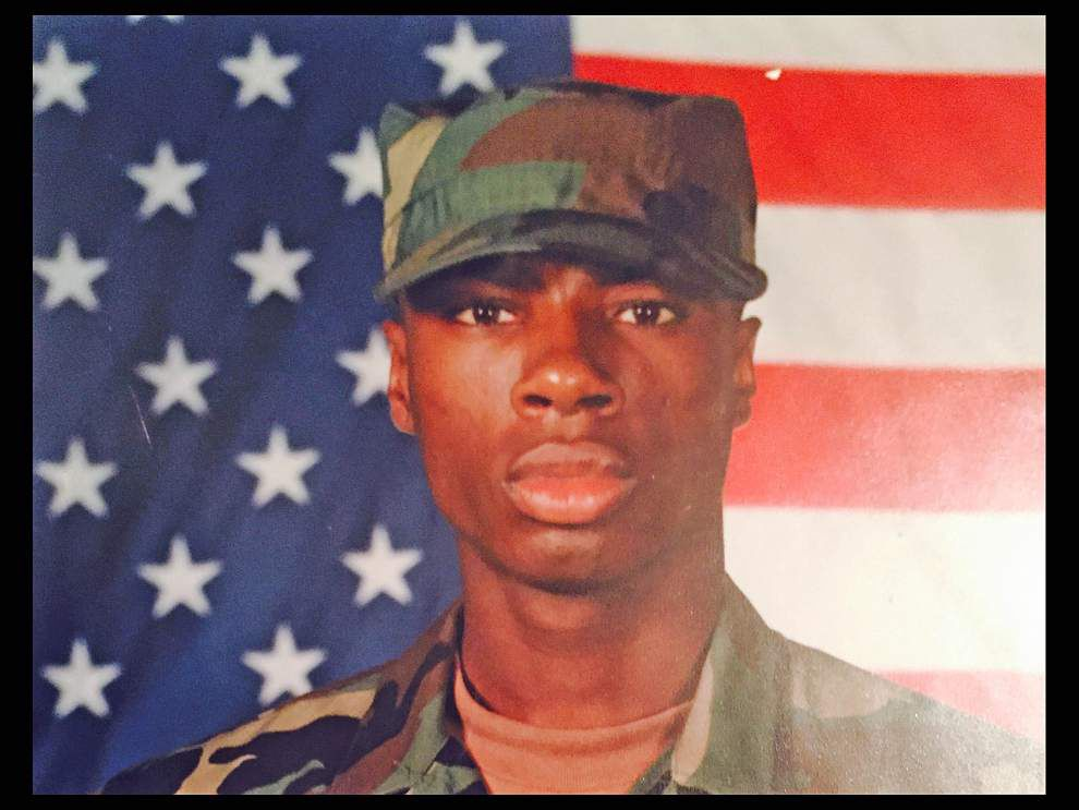 Army veteran in 30s ID'd as man shot, killed by New Orleans police this week _lowres