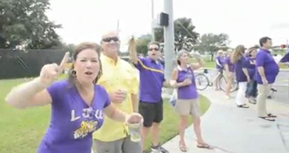 Photos: LSU pregame _lowres