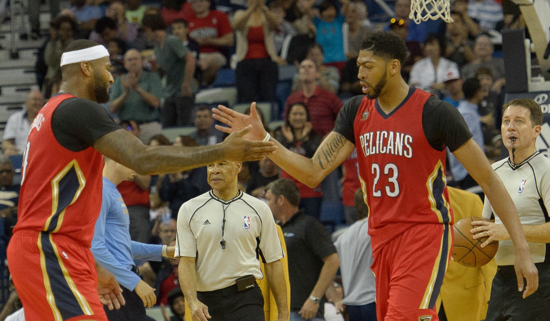 Rumor Central: Anthony Davis all-in with Pelicans, ignores Celtics trade rumors