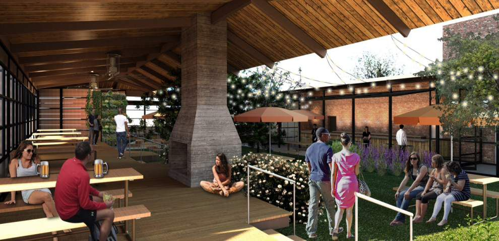 Beer garden developers promise to contain noise at proposed Government Street establishment _lowres (copy)
