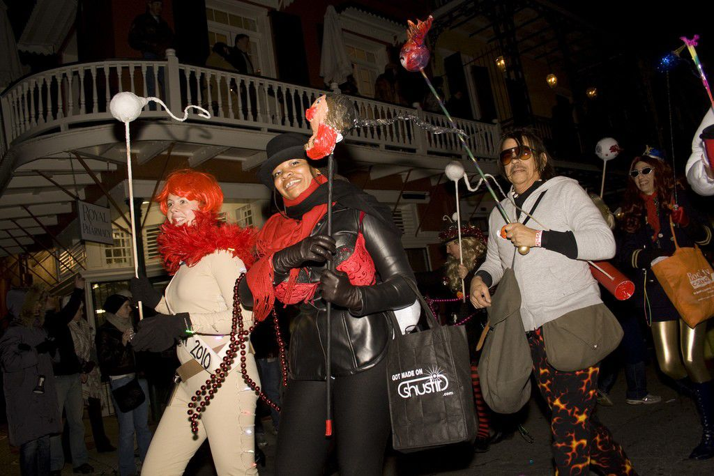Krewe du Vieux's subkrewes announce their themes (and they're funny)_lowres