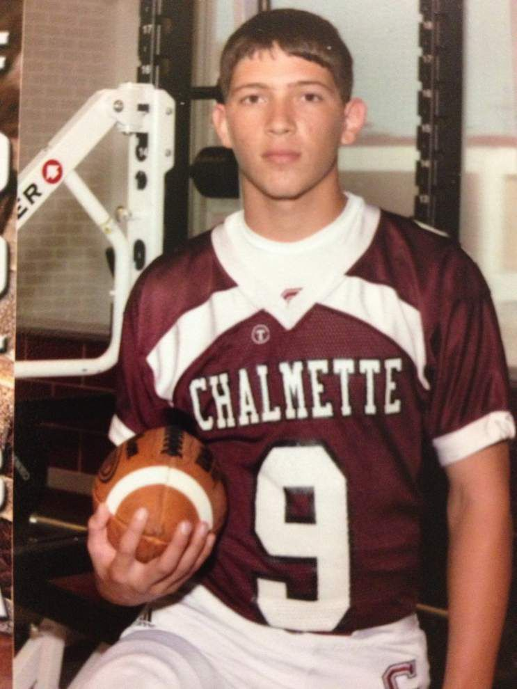Chalmette's Dominic Curole looks to stay busy at Bobby Nuss Invitational _lowres