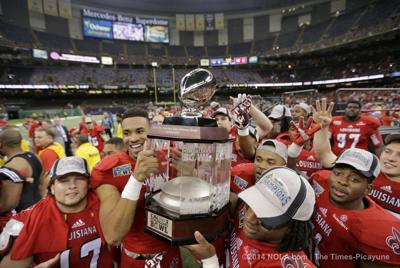 UL-Lafayette and Mississippi State's new 2-game series to include a Superdome game