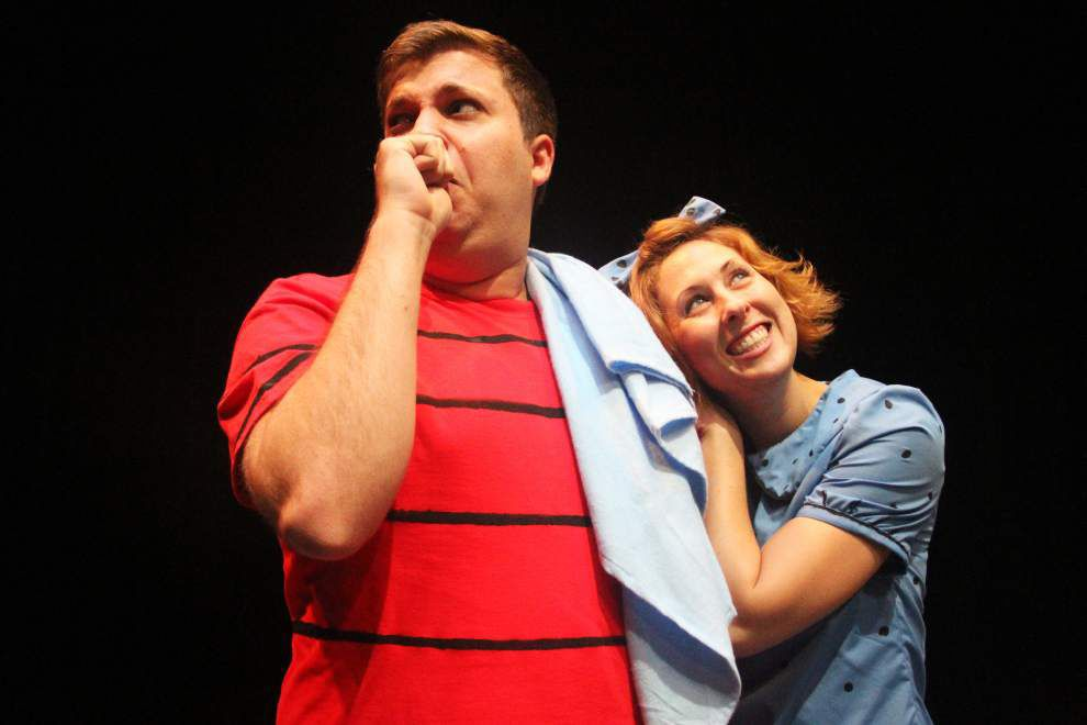 Baton Rouge production of 'A Charlie Brown Christmas' something cast expects fans to love _lowres