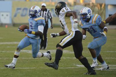Big plays highlight Southern's 51-36 homecoming victory over Arkansas-Pine Bluff _lowres