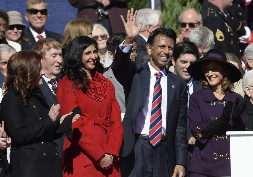 James Gill: Like Pee Wee Herman, Bobby Jindal 'meant to do that' _lowres