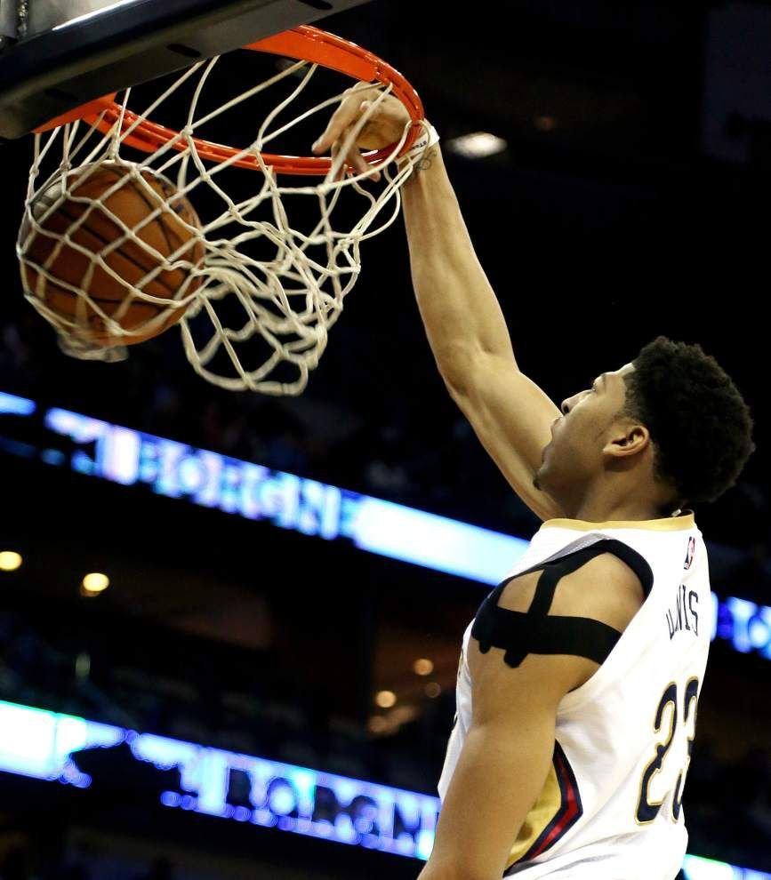 Anthony Davis' decision to skip All-Star Game came after much consultation _lowres