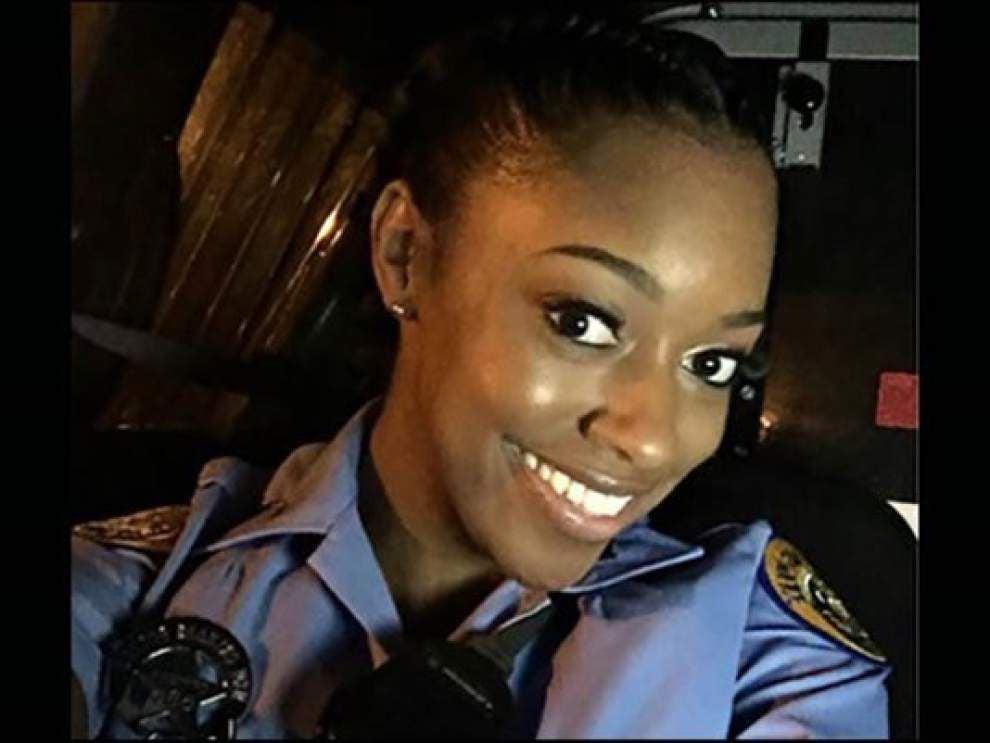 New Orleans police officer Natasha Hunter dies after I-10 crash involving alleged drunk driver _lowres