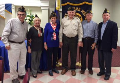 Jewish War Veterans and American Legion posts hold joint meeting _lowres
