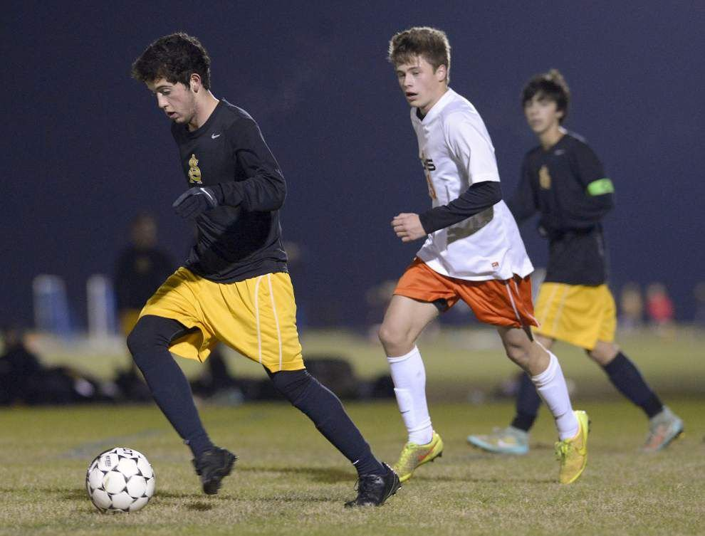 Sub Peyton North comes up big in Catholic's 1-0 win over St. Amant _lowres