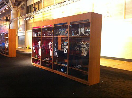 NFL Experience opens Wednesday   The Latest   theadvocate com