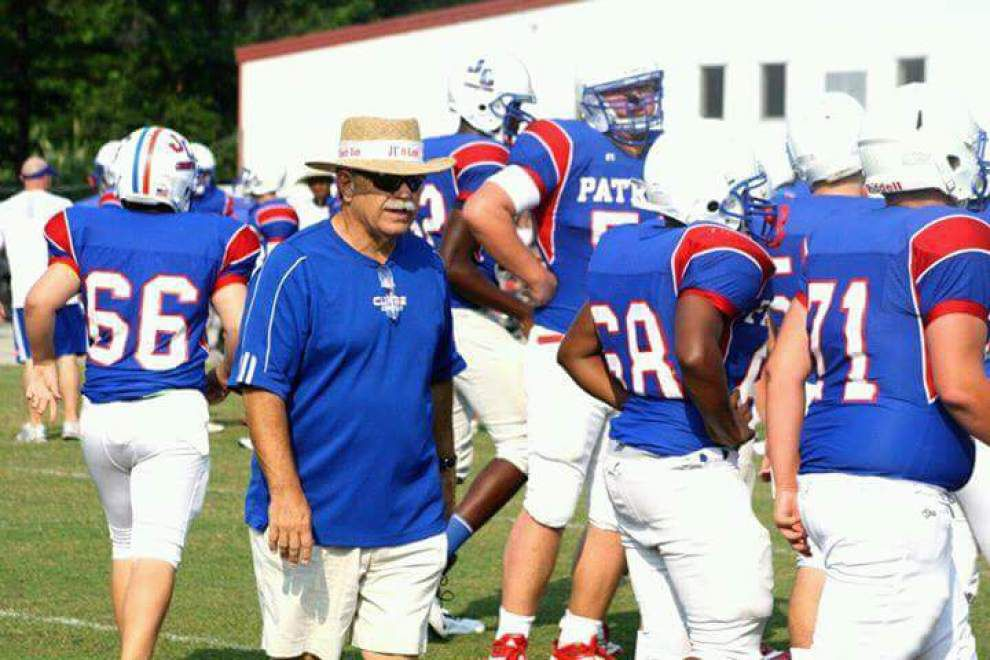 John Curtis football assistant coach Mike Robertson dies after battle with cancer _lowres