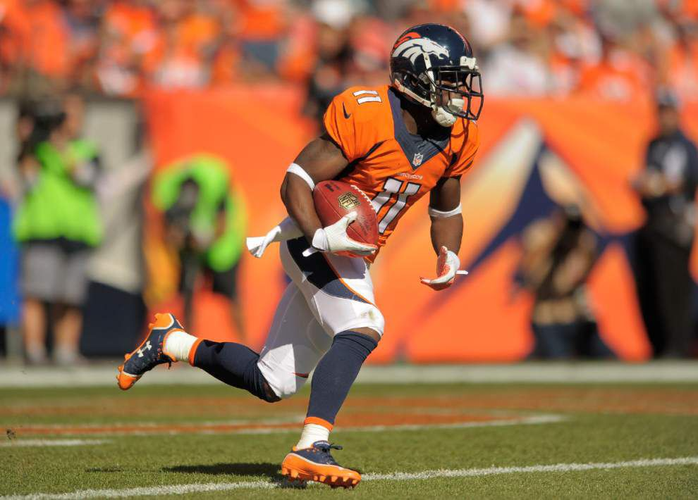 Video: Holliday hopes to make a big play for Denver in Super Bowl _lowres