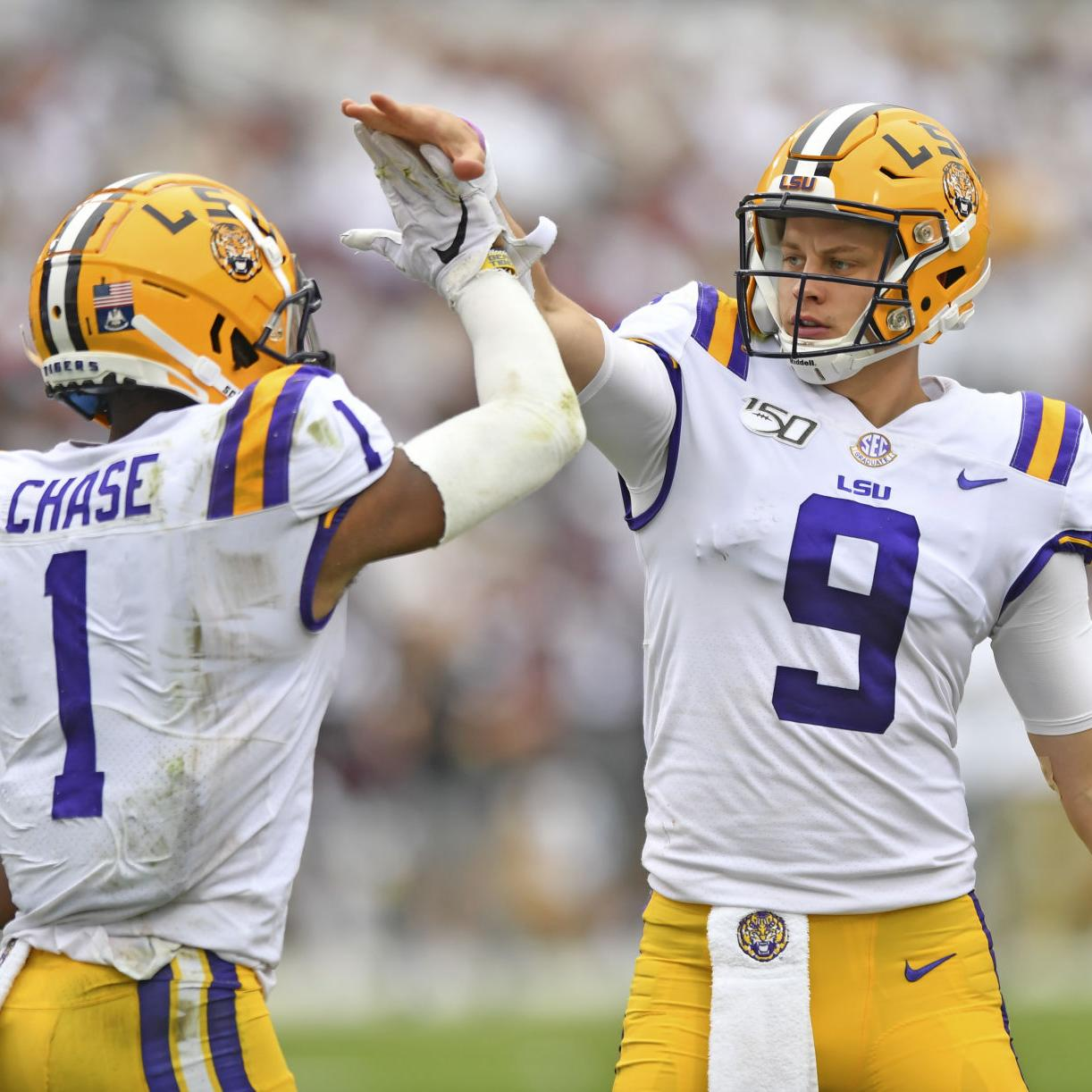 A Joe Burrow, Ja'Marr Chase reunion? Bengals pairing of LSU stars appears  likely; here's why | LSU | theadvocate.com
