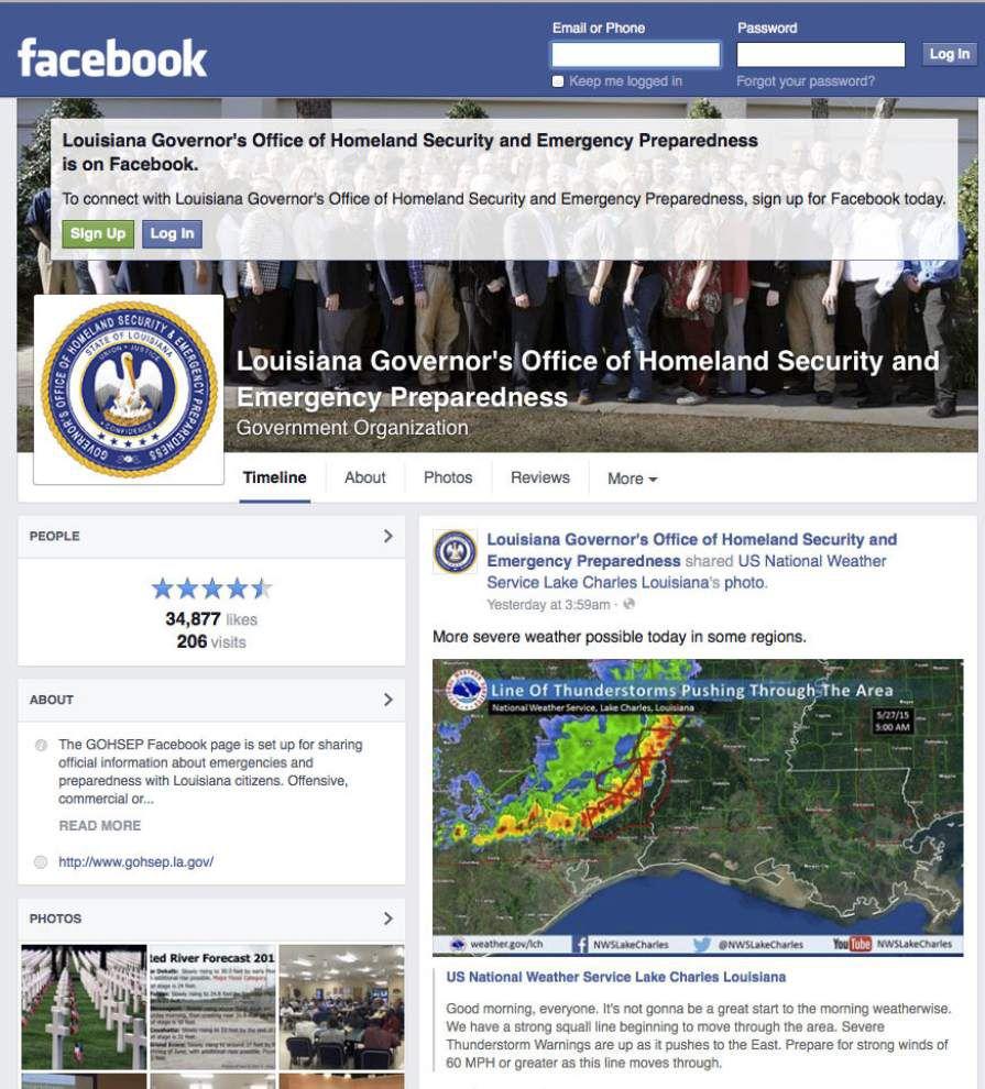 Social media puts dangers in perspective _lowres