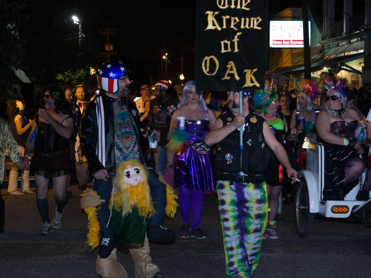 Krewe of OAK parades Feb. 9 in Carrollton_lowres