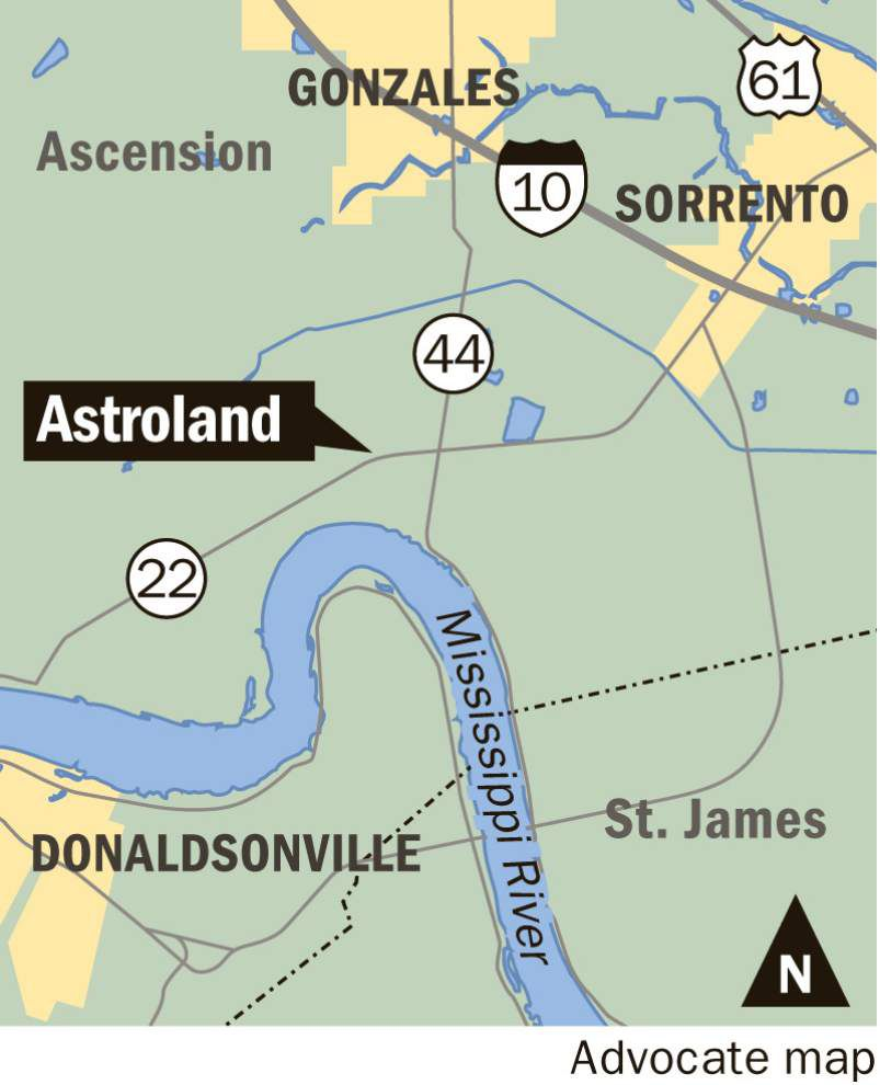 'It's like we're a forgotten neighborhood' — Ascension's Astroland subdivision flooded again _lowres